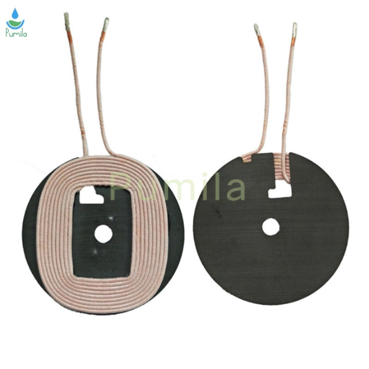 Buy cheap Hot Sale Enamelled Copper Wire Air Coil 3.9UH TX A11 Wireless Charger Coil For Charging Device from wholesalers