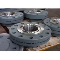 Buy cheap overclad BX-156 ASTM4130 75K+CRA625 NACE WN SO SW BL TH flange from wholesalers