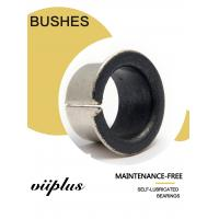 Buy cheap Accessories Stainless Steel Bushings For Solenoid Valve , Maintenance Free Plain Bearings from wholesalers