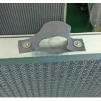 Buy cheap Lightweight / Heavy Duty Steel Mesh Filter In Air And Grease Application from wholesalers