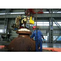 Buy cheap Industrial Boiler Manufacturing Equipment Saddle Hole Welding Machine from wholesalers