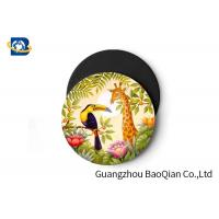 Wholesale Wild Animal Art Image Lenticular Coasters 3D Decoative Cup Placemat 0.6MM PET from china suppliers