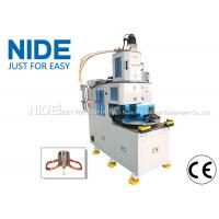 China NIDE automatically stator coil winding machine low noise two working stations on sale