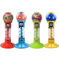 Buy cheap School Combination Vending Machines Sell Candy / Gumball / Toys Capsules / Bouncy Ball from wholesalers