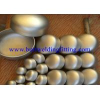 Buy cheap Weld On Stainless Steel Pipe Cap from wholesalers