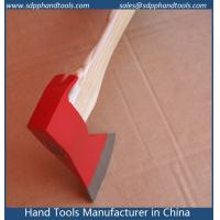 Wholesale Claw axes head with ash wood handle, carpenter's axes hatchet with ash handle, carpentry axe from china suppliers