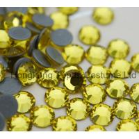 Buy cheap china supplier rhienstones hot fix,stronger glue hot fix rhinestones for high heel,ss20 ho from wholesalers