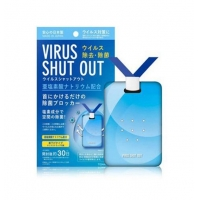 Wholesale ABS Adult Air Purifier Bacteria Prevention Card from china suppliers