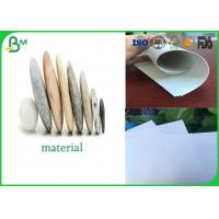 Buy cheap Environment Friendly PE Coated Paper 120g 144g  216g Stone Paper For Food Container from wholesalers