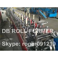 Wholesale Light Keel Purlin Roll Forming Machine With Automatic Measureing from china suppliers
