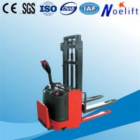 Buy cheap NOELIFT brand walkie electric stacker with electrical moving motor from wholesalers