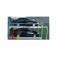 Buy cheap Heavy Duty Car Lift Systems Vertical Horizonal Parking System With Steel Structure from wholesalers