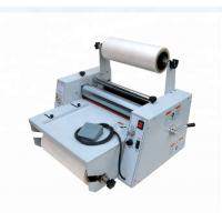 Wholesale 4 rollers Automatic Lamination Roll Laminator Machine Hot / Cold For A3 A4 Size LM450 from china suppliers