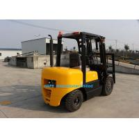 Buy cheap Triplex Mast 3T Hydraulic Diesel Forklift Truck 2 Stage 3m Mast With Chinese Engine from wholesalers