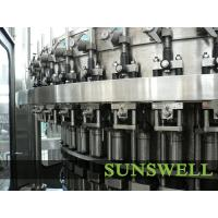 Automatic 3in1 Balanced Water Filling Machine for Carbonated Drink PET Bottle Manufactures