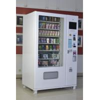Steel S770M12 Combo Vending Machine , combo snack and soda vending machine Manufactures