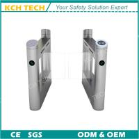 Wholesale Electronic Swing Barrier Gate with Fingerprint Access Control System from china suppliers