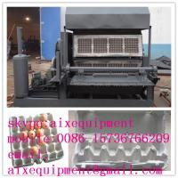 Buy cheap waste paper recycled egg tray pulp molding machine from wholesalers