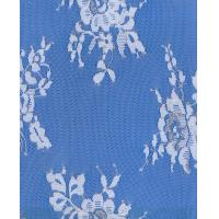 Buy cheap Polyester Floral Lace Fabric Suitable for Lady Gown Available in Different Colors from wholesalers