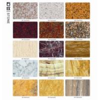 Buy cheap MMM M2 Marble PPGI Decorative Metal Sheets from wholesalers