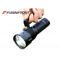 10w CREE T6 LED Tactical Flashlight  3 Light Modes, Zoom LED Torch for Fishing Manufactures