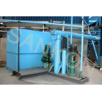 China Professional autoclaved aerated concrete machine AAC Mixer , 20m³ Agitator for slurry mixing on sale