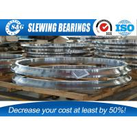 Buy cheap Seamless Round Steel Rings For Large Diameter Slewing Bearing from wholesalers