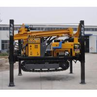 Buy cheap Professional rock layer drilling artifact Water Well Drilling Rig /30 meters an hour from wholesalers