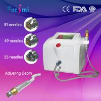 Buy cheap factory price professional fractional rf microneedle machine for wrinkle removal&face lift from wholesalers