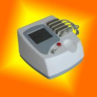 Buy cheap New white  Fat Terminator 6 paddles dual wave 650nm+808nm lipo laser slimming machine from wholesalers