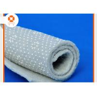 Buy cheap Grey Polyester Non Woven Felt Needle Punched Carpet Underlay from wholesalers