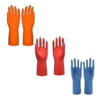 Buy cheap Easy To Wear Latex Free Nitrile Gloves Food Safe Size XS- XL Puncture Resistant from wholesalers