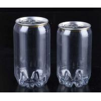 Buy cheap Soft Drink Plastic Food Cans 250ml 330ML With Lid High Temperature Resistance from wholesalers