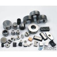 Buy cheap Block /Arc/Ring/Disc  AlNiCo magnets rod  Magnets used in motors, generators,Pumps from wholesalers