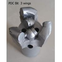 Wholesale PDC Bit with 3-wing with good quality from china suppliers
