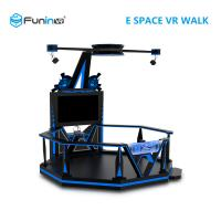 Buy cheap Space 9D VR Simulator , Virtual Reality Platform With Music Games from wholesalers