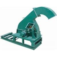 China High  Speed 15 KW / 20 hp Electric Wood Chipper Machine for round logs, square blocks on sale