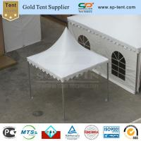 Buy cheap aluminum-PVC pergola 3x3m for garden sun shade from wholesalers