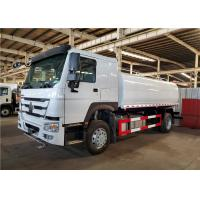 Buy cheap CCC WD615.62 213KW 266HP 30000L Water Tanker Truck from wholesalers