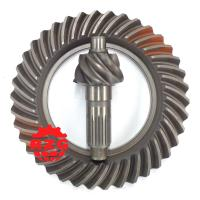 Rear Axle Crown Hypoid Spiral Bevel Gears for MITSUBISHI automobile Manufactures