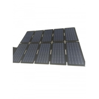 Buy cheap 100W Foldable Solar Panel Battery For Portable Generator from wholesalers