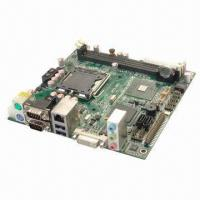 Buy cheap Intel 945G based Mini-ITX Motherboard from wholesalers