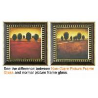 Buy cheap Non-flare (Anti-reflective) Picture Frame Glass from wholesalers