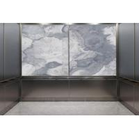 Buy cheap Cold Rolled Stainless Steel Elevator Cabin , Anti Shock Soundproof Elevator Wall Panels from wholesalers