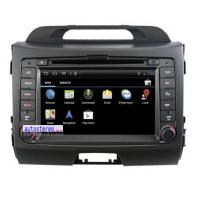Buy cheap 7'' Android 4.0 Car Stereo GPS Headunit for Kia Sportage from wholesalers