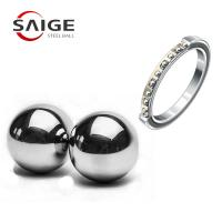 Buy cheap 1 / 8 '' To 1 Inch Steel Ball , 1.2mm - 25.4mm Small Steel Balls Wear Resistance from wholesalers