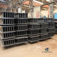 Buy cheap W6x7 Steel H Beam , H Shaped Beam Standard Sizes Universal Wide Application from wholesalers