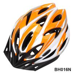 EPS+PC Matrial in mold bicycle helmet headpiece