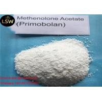 Buy cheap CAS 434-05-9 Slight Yellow Liquid Injectable Methenolone Acetate / Primonabol 100mg/ml for  Bodybuilding from wholesalers