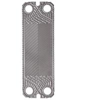 Buy cheap Supply high quality alfa laval M6M/M6B AISI316/0.5mm/0.6mm replacement Flow Plate head plate frame heat exchanger plate from wholesalers
